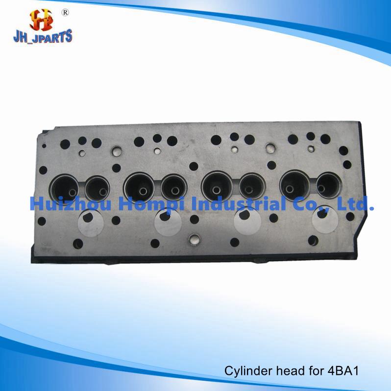 Auto parts Cylinder head for isuzu 4JA1/4JB1 8-94431-520-0 8-94431-520-4 8-94109-462-0-S