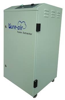 Fume Extractor For Wave-Soldering/Reflow-Soldering Machine With CE Certification