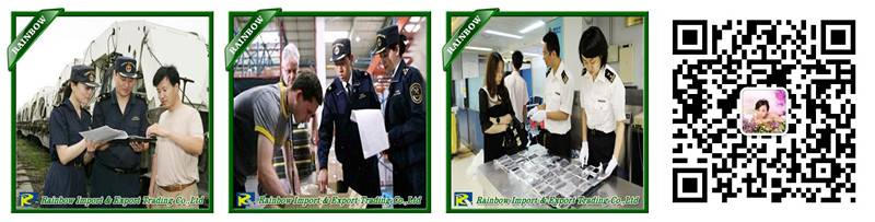 China customs clearance agent for wine
