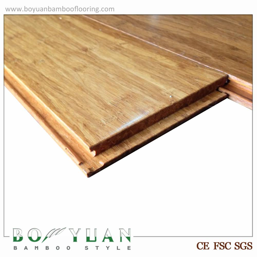 BY natural High Quality strand woven bamboo flooring