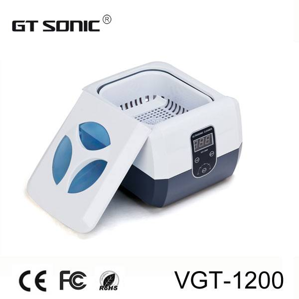 GT SONIC Manufactory VGT-1200 ultrasonic glasses cleaner