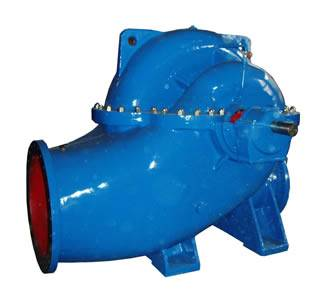 Single Stage Double Suction Centrifugal Pump (S(SM,SF,SL))