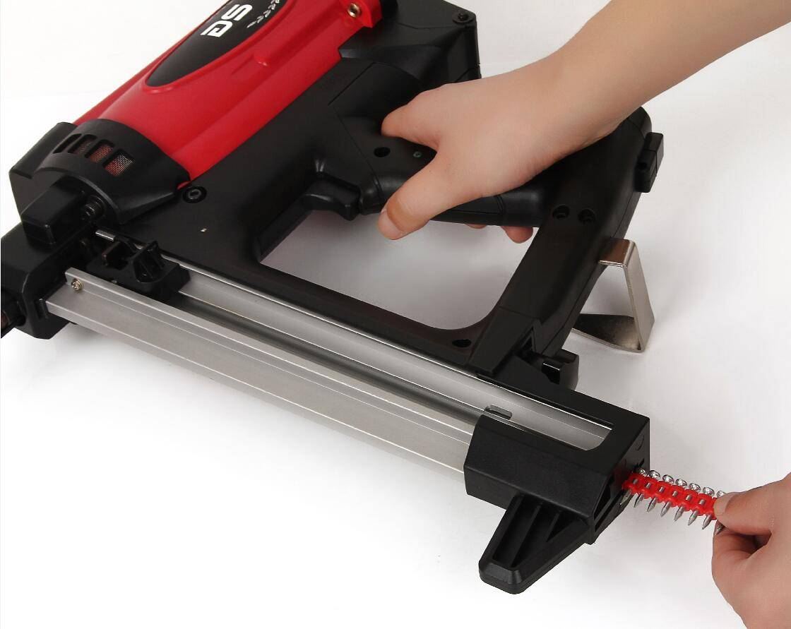 cordless gas power nail gun