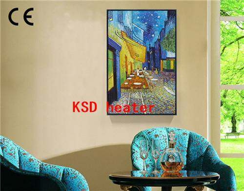 heating panels on wall infrared heating system