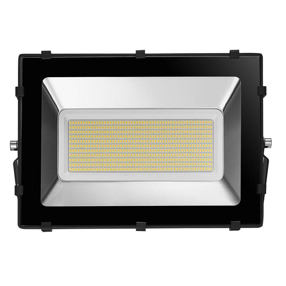 Pure White Color Temperature(CCT) and Aluminum Lamp Body Material stadium floodlight 500w