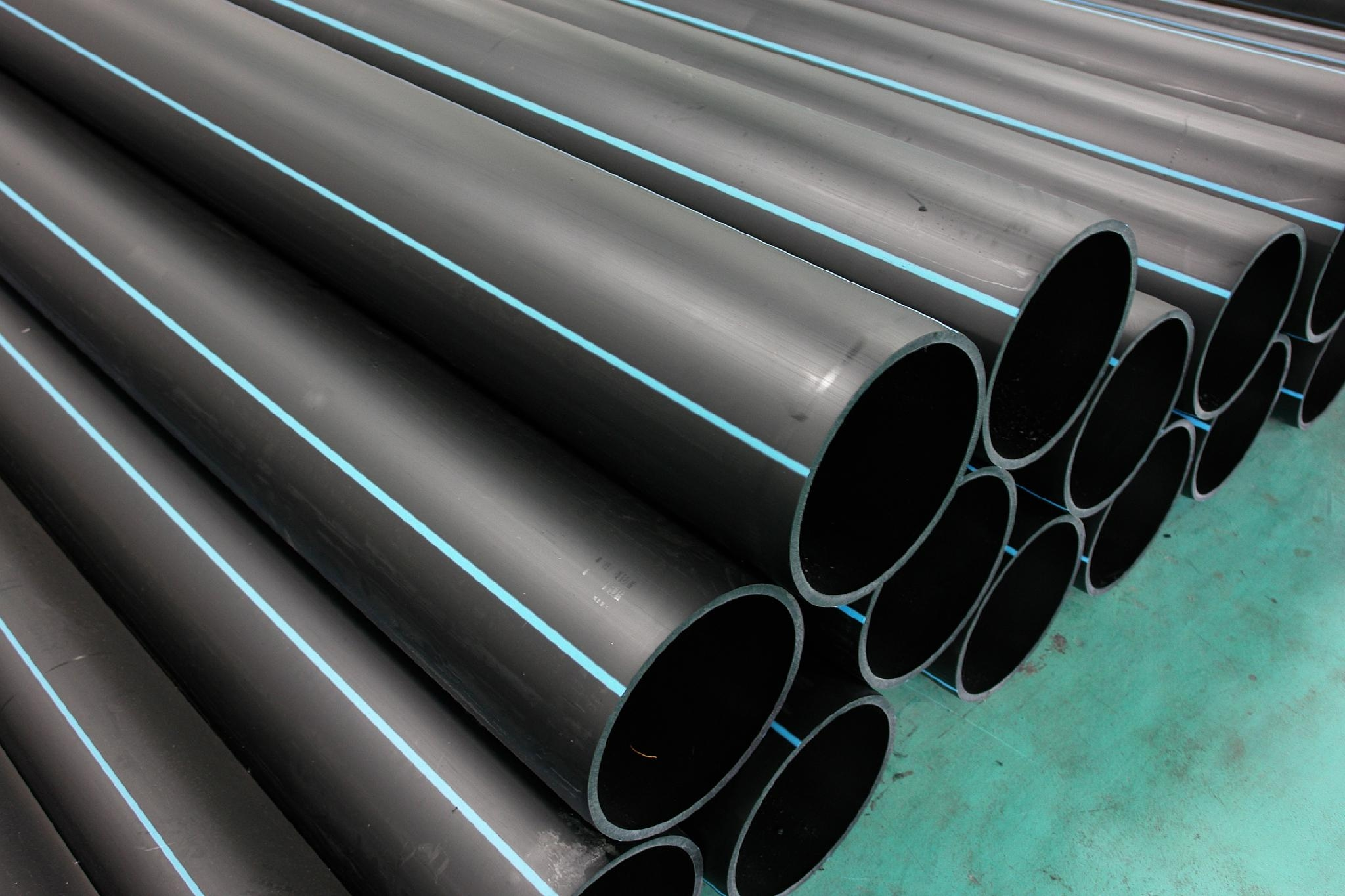 ISO4427,AS/NZS4130 HDPE pipe For water supply
