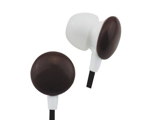 Promotional candy earphone