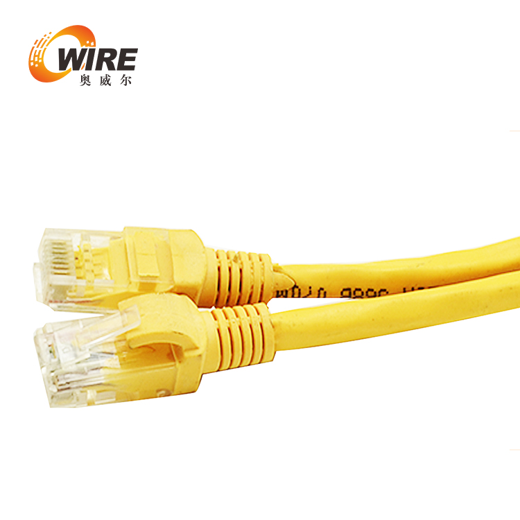 5ft Cat6 UTP Patch Cable, 550 Mhz