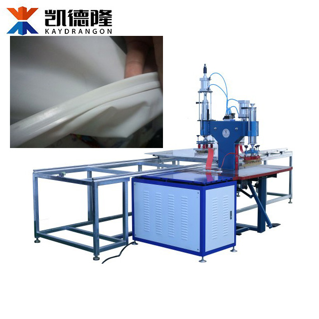 soft film strech ceiling high frequency welding machine