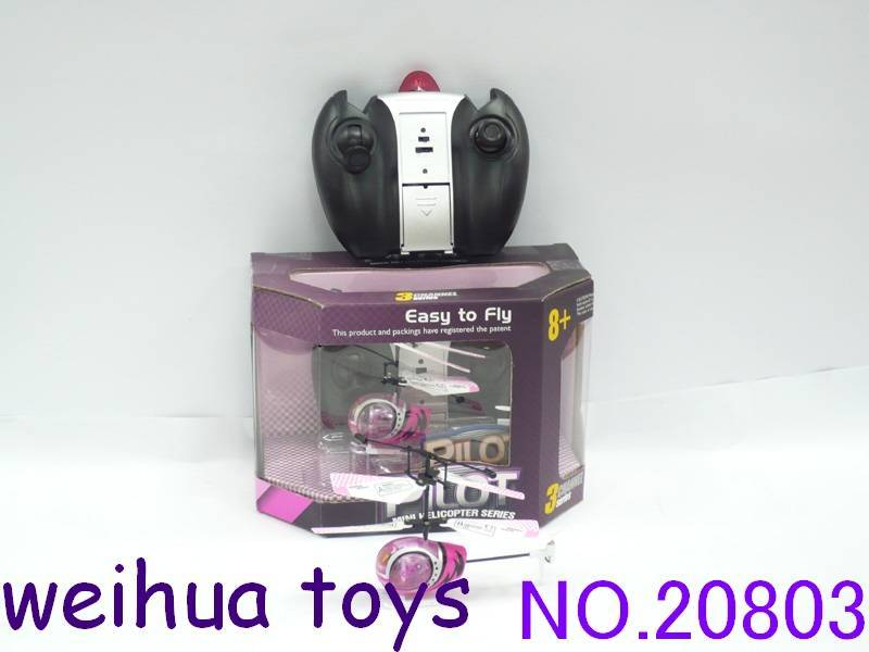 3 CH mini RC helicopter 20803
