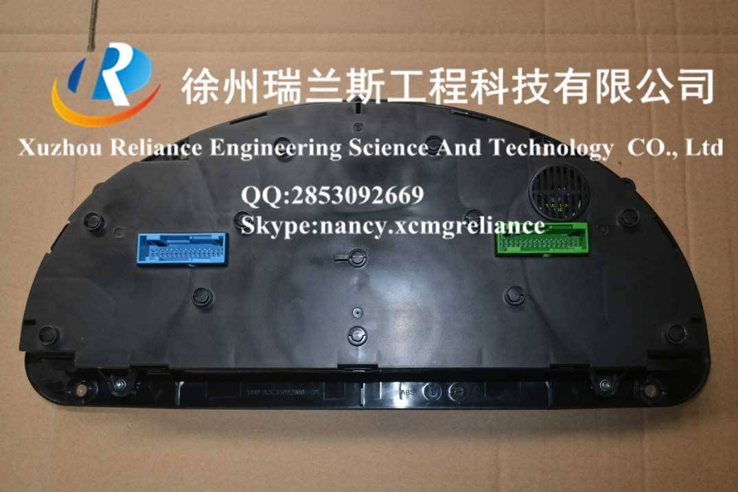 XCMG spare parts-crane-qy25k5s-Combination instrument-803544044