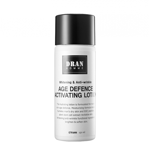 Homme Age Defence Activating Lotion 150ml