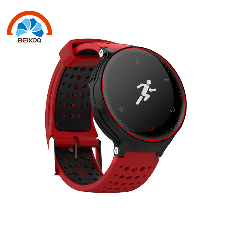 New arrival multifunctional blood pressure health care android gps sports smart watch