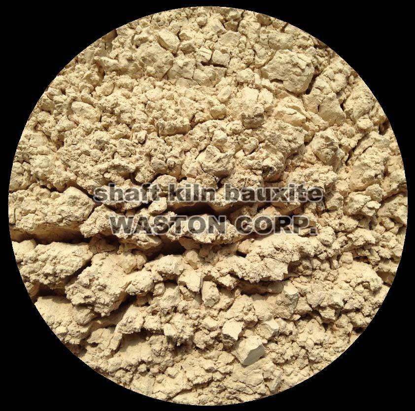 Shaft Kiln bauxite