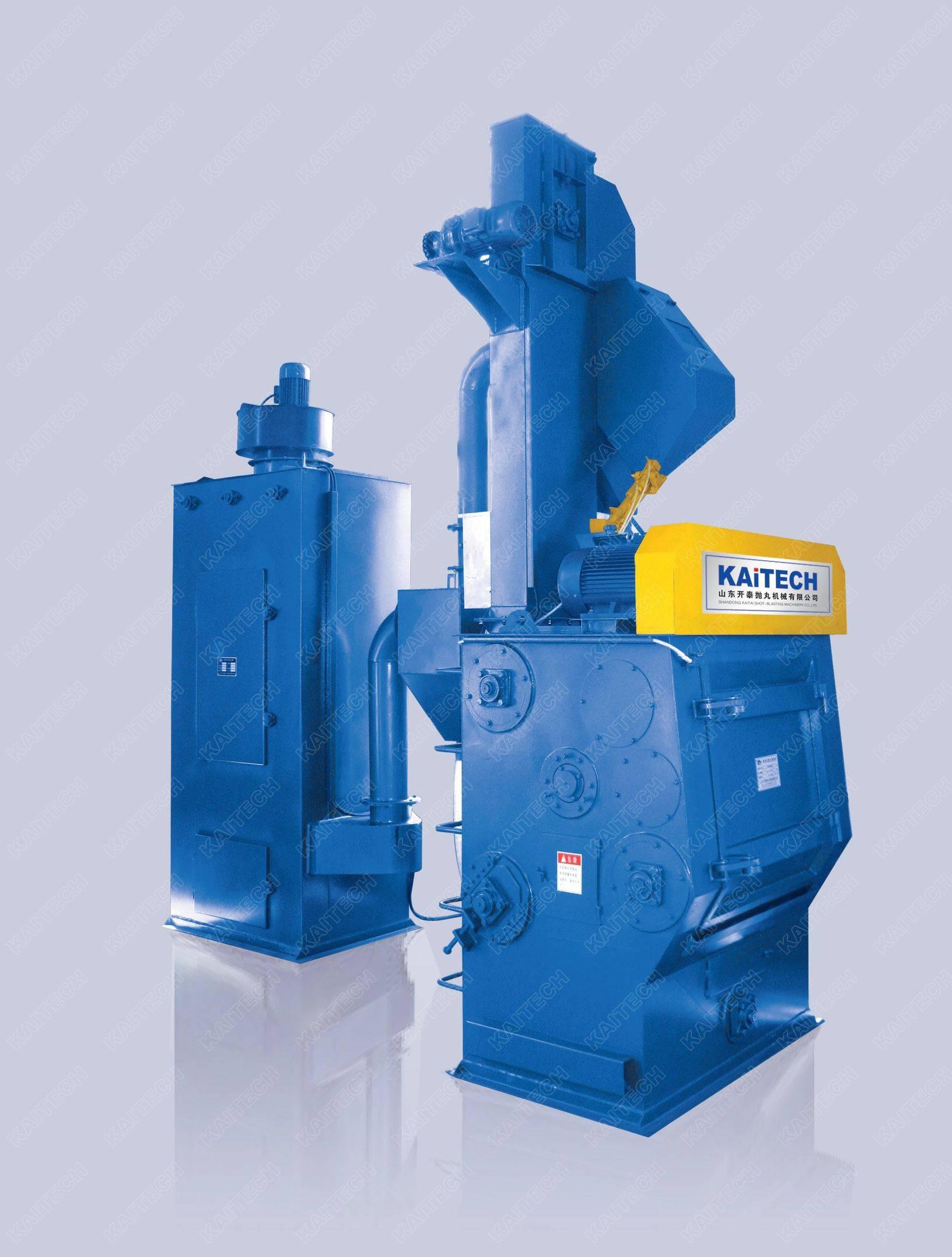 Q32shot blasting machine