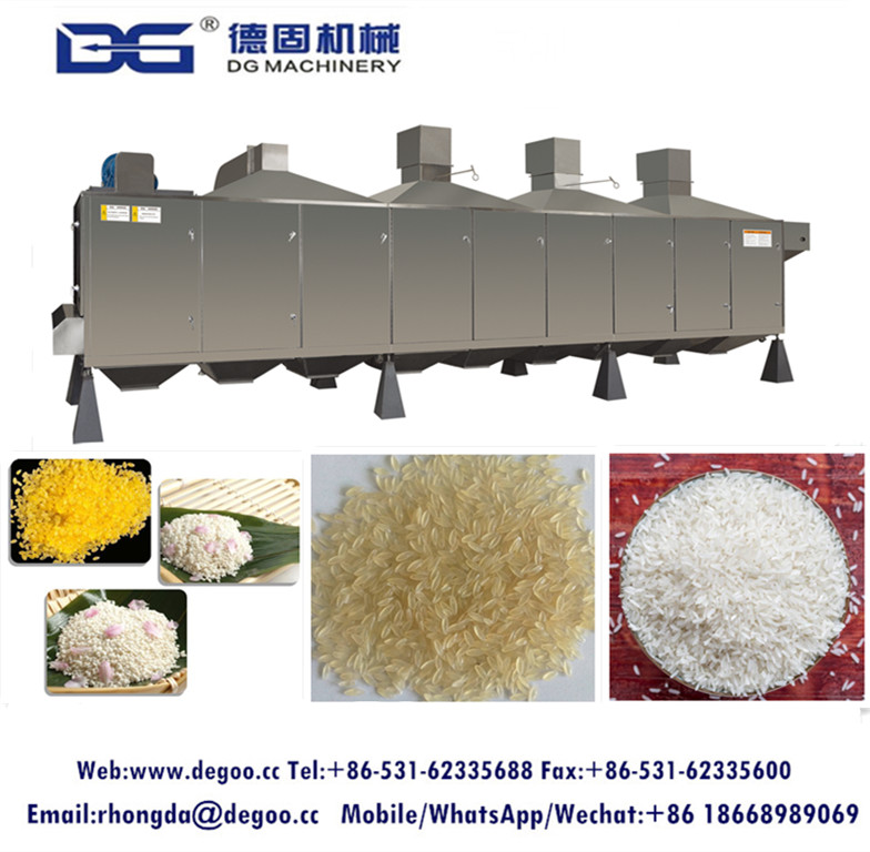 Artificial/Nutritional/Reformed/Enriched/Man made rice making machine production line