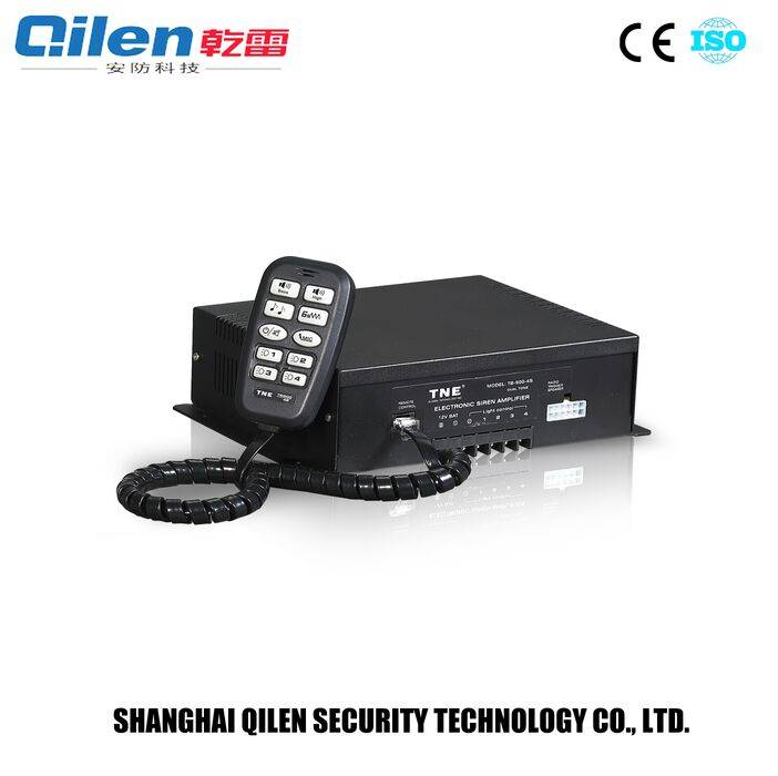 sound power professional police vehicle siren amplifier from China TB-900