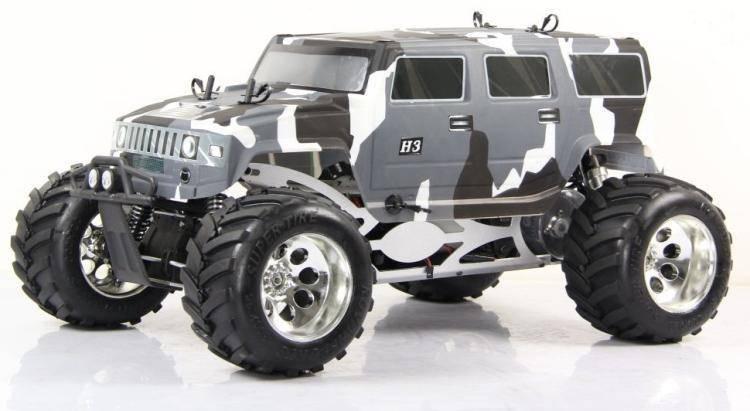 2013 Gas 26cc Baja 5T 4WD hummer RTR RC Truck