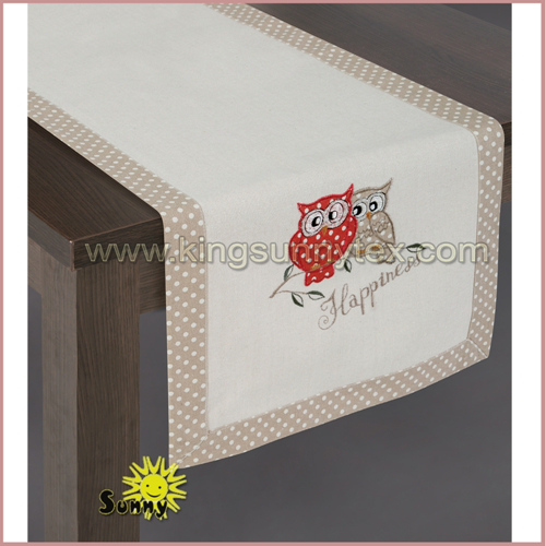 New Design of Spring Table Cover in 2018