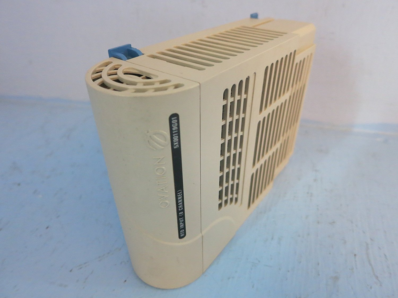 1C31234G01 Contact Input Process Control PLC Ovation Emerson