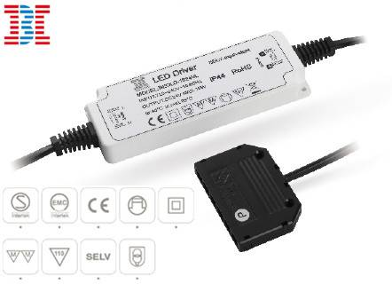IP44 CV Version Waterproof LED Power Supply / LED driver