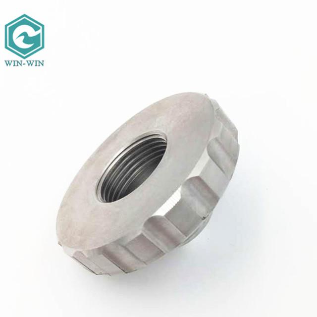 Waterjet consumable Nozzle Nut 711589-1