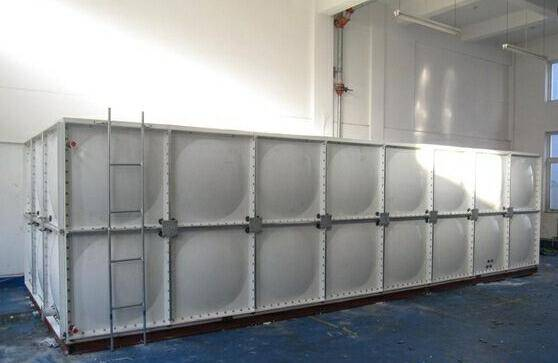 1-2000 Cubic Meter SMC Water Tank