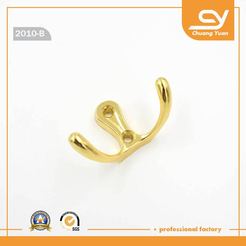 garment hooks coat hat  Zinc Alloy furniture hardware accessories