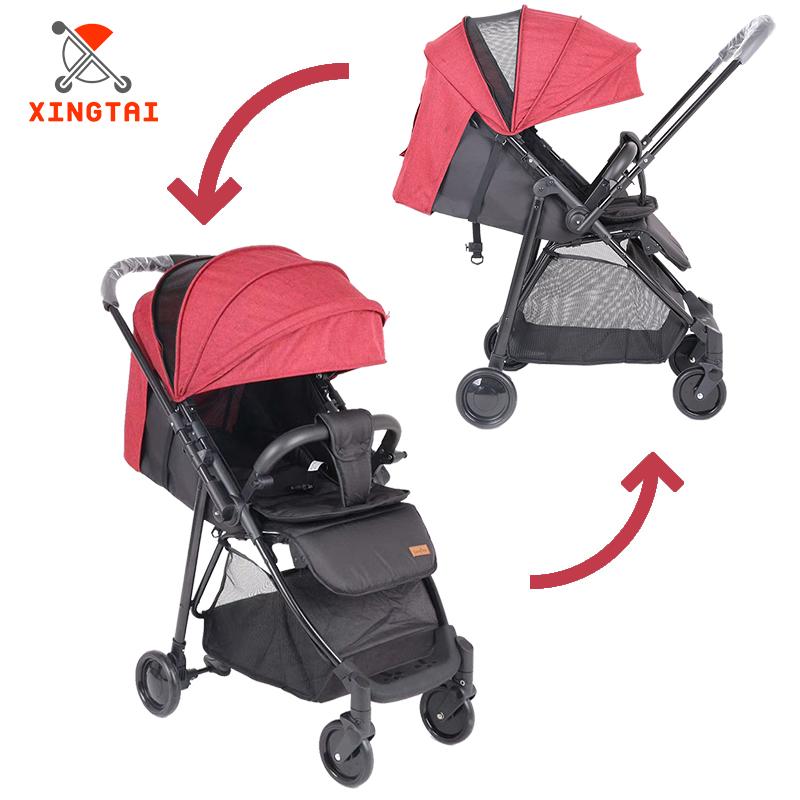 Reversible Baby Pram Stroller