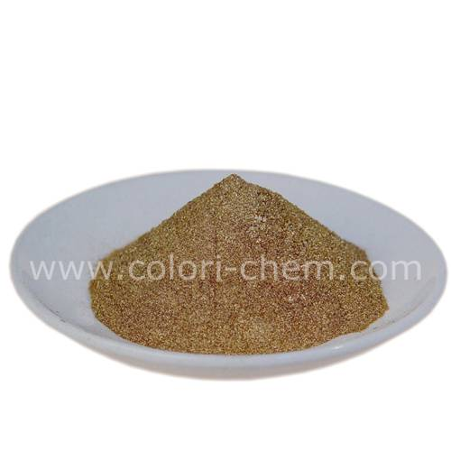 Pale Gold Powder Pigment