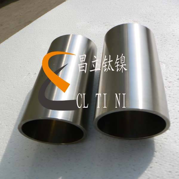 Industrial use seamless nickel pipe
