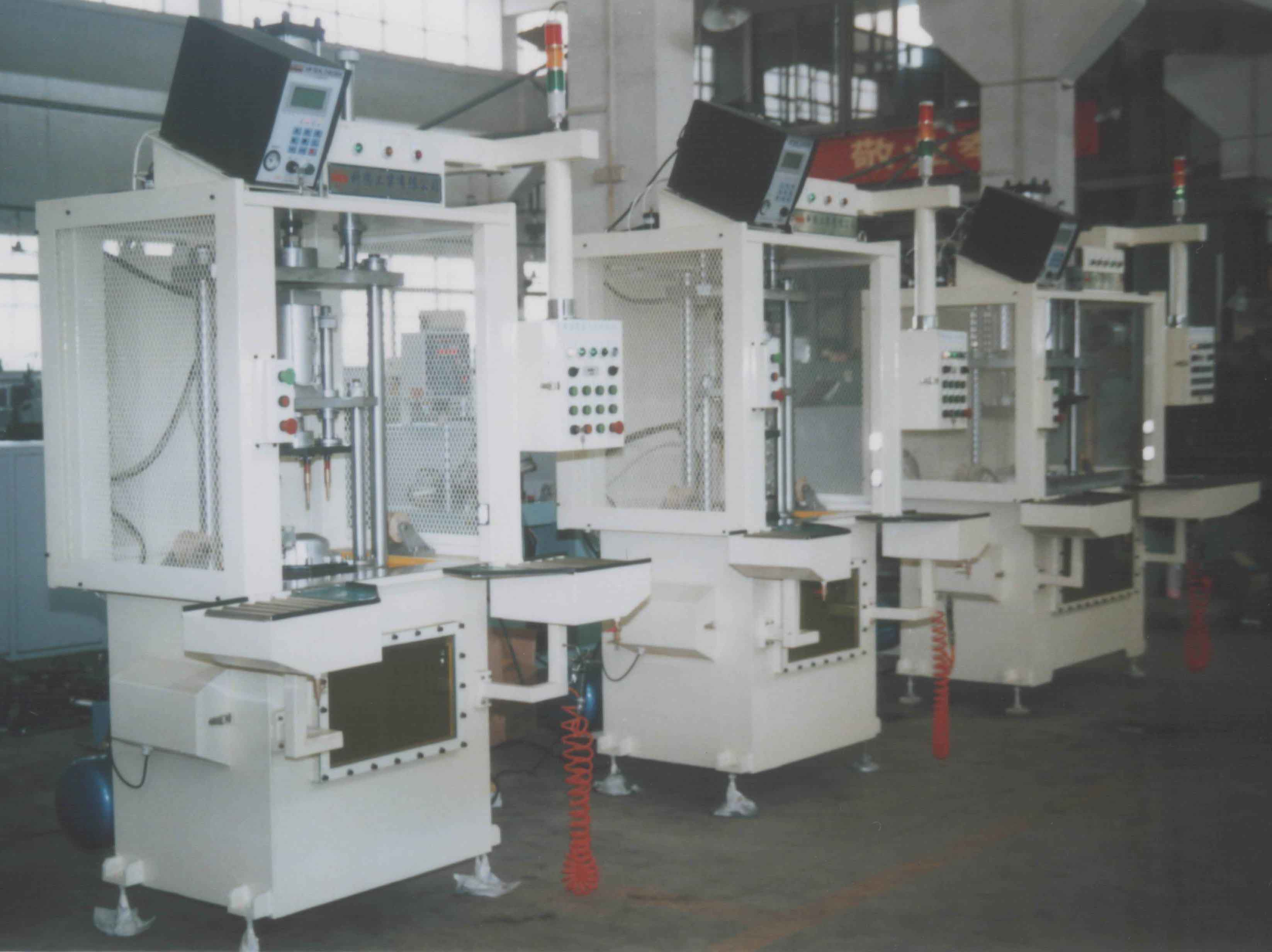Automation automobile test equipment