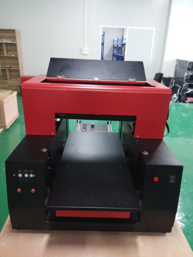 Desktop A3 size UV printer australia for rotary printing