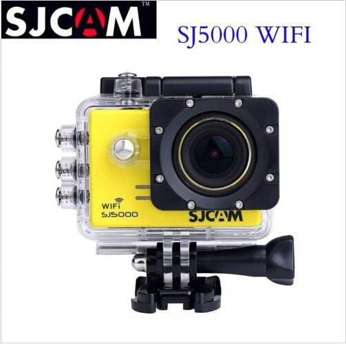 Original! SJCAM SJ5000  WiFi 1080P HD 60FPS GoPro Sport Camera 16MP Ambarella A7LS75 Waterproof