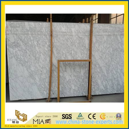 Carrara White Marble for Walls/Floor