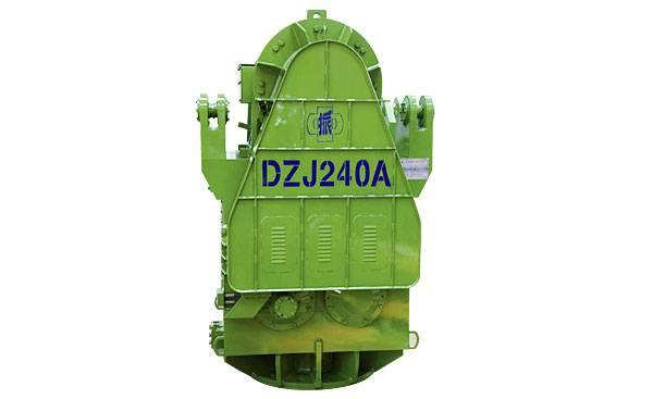 EP320/DZJ240A Resonance Free Vibratory Hammer