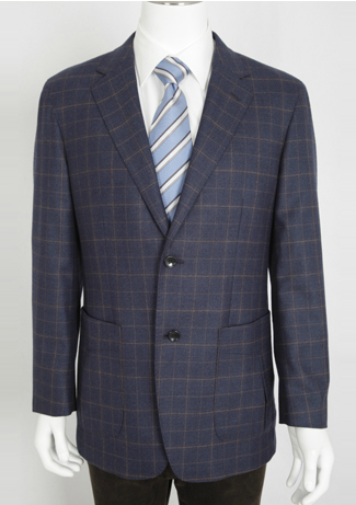 Online shopping new fashion men suit