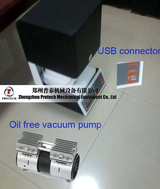 Protech vacuum dental porcelain furnace PT-1200D