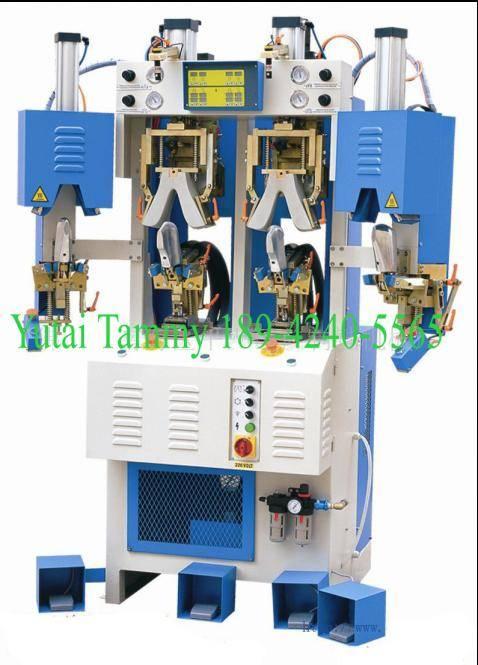 YT-886 Air Pressure Yutai Heel Seat Back Part Molding Machine