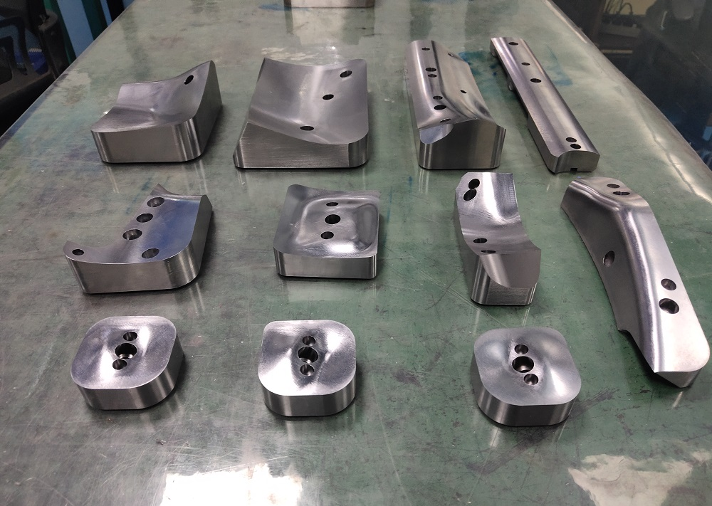 2020 in China plant of precision mold parts and mold components