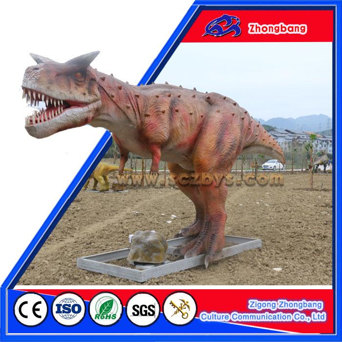 Life Size Statues Animatronic Dinosaur Playground