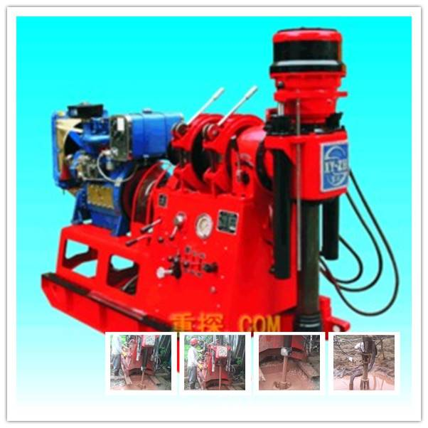 China Manufacturer Multi-purpose XY-2B Portable Drilling Rigs