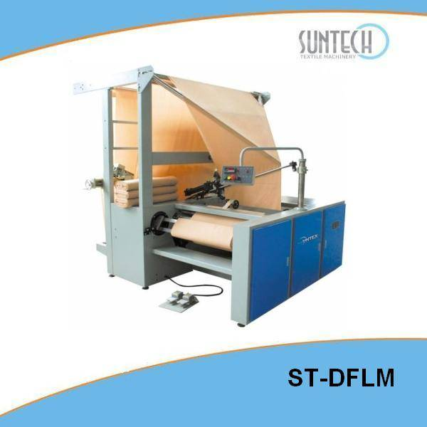 Double Folding & Lapping Machine (ST-DFLM)