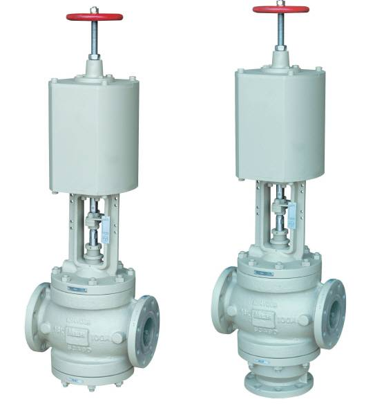 2/3 way Cylinder Piston Type Control Valve