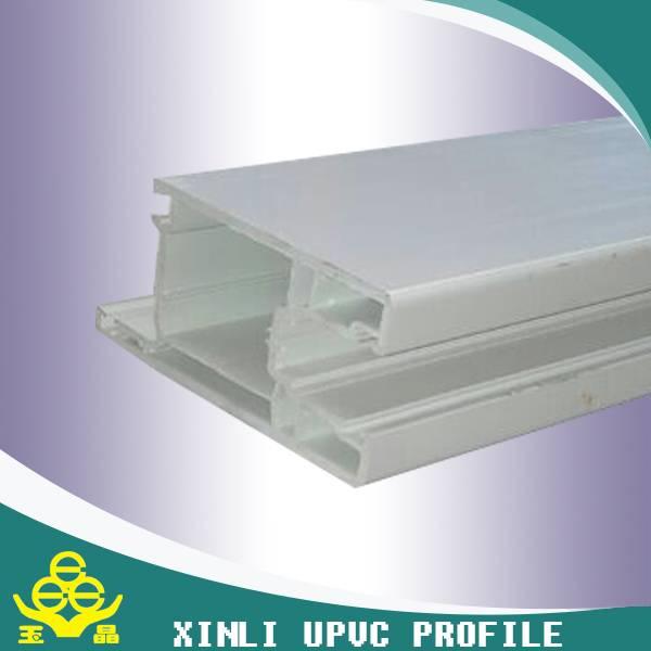 Plastic Profiles Type Extrusion PVC Profiles