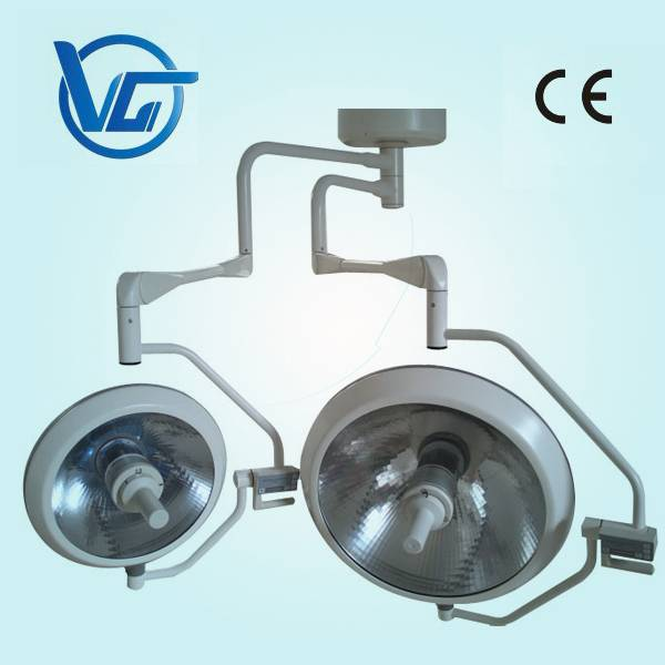 CE/ISO ceiling mounted Integral reflection shadowless operating lamp
