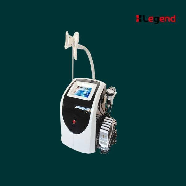 cool tech fat freezing machine 4 in 1 with 40K cavitation,Body RF, Laser F-15