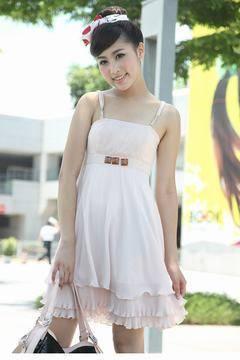 korean fashion brace dress verna dress hongkong fashion wholesale