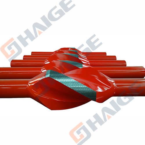 API7-1 Integral Sprial Blades Drill String Stabilizers