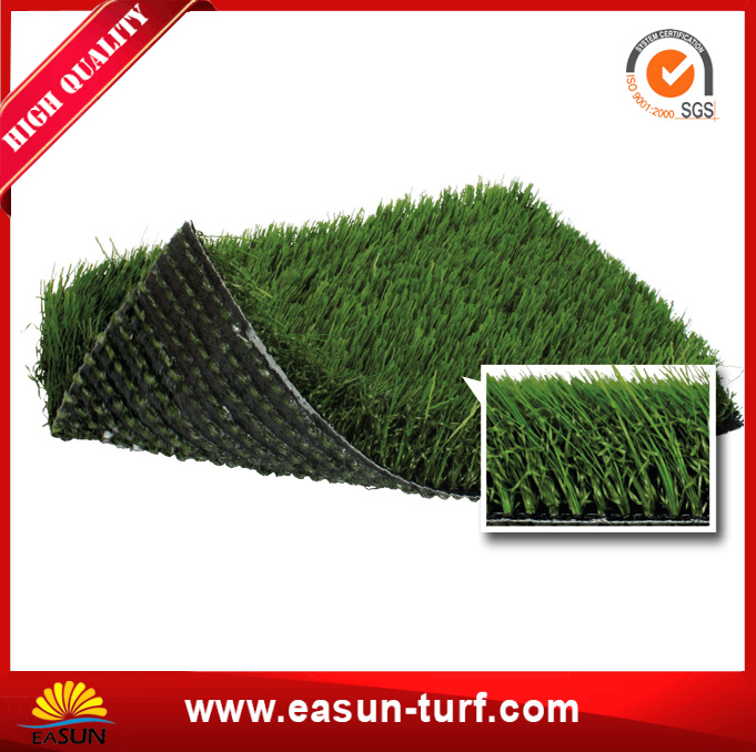 Landscaping Plastic Artificial Green Turf for Garden-MY